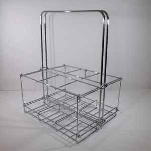Other - Chrome folding drink beverage table caddy large